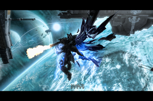 Halo Reach: Jump to Reach by EdenEvoX