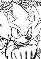 5-Minute Sonic Sketch 04 by darkspeeds