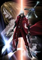 devil may cry by kalulu77
