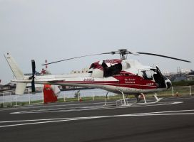 Eurocopter AS355 F2 by sudro