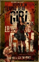 Return Of The Living Dead Girl by misfitmalice