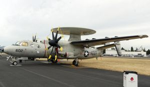Grumman E-2 Hawkeye 2000 by shelbs2