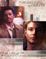 Perfect as it is (Destiel) by mistofstars