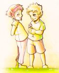 .NaruHina. A Flower for You. by BlissfulGold