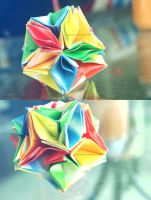 Unknown origami by Akiakia