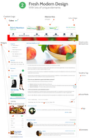Diet and Nutrition Health Center  Responsive HTML5 by Alexandra-Ipate