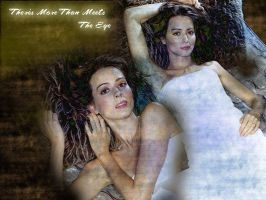 Amy Acker Wall 01 by Simply-Dreams