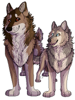 .: Brother From Another Mother :. [CP] by SillyTheWolf