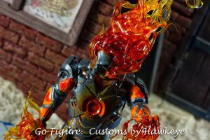 Iron Ghost Rider by TheProsFromDover