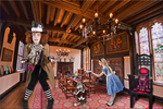 Mad Hatter Afternoon Tea by WDWParksGal-Stock