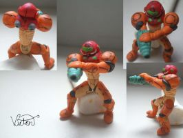 Samus by VictorCustomizer