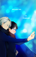 Victuuri by Daniimon