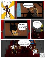 Ninja Critic Dark Knight Rises by clinteast