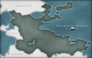 Republic of Medevia by GTD-Orion