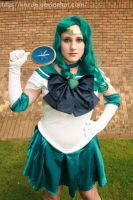 Sailor Neptune cosplay 01 by nocturnal-blossom