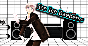 [MMD APH] PMX Iceland iz Baws! by FB-C