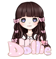 Dollie sign by Tokyo-Dollie