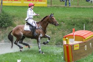 3DE Cross Country Water Obstacle Series XIII/7 by LuDa-Stock