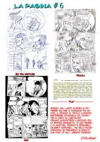 The way I work. Page #6-Tutorial by PinoRinaldi