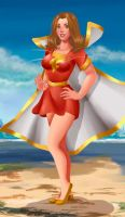 Mary Marvel by Didi-Esmeralda by cerebus873