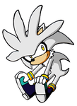 Silver the Hedgehog by rooteh