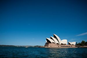 Sydney Opera House by Heartedwish