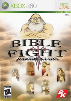 Bible Fight: Judgement Day by Notason89