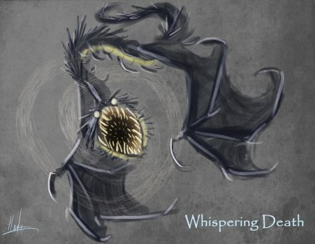 Whispering Death by Hndz
