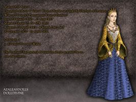Margaret of Anjou, Queen of England 1445-1461 by TFfan234