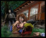 Friday the 13th Colors by ChrisMcJunkin