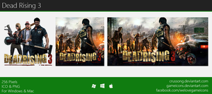 Dead Rising 3 - Icon by Crussong