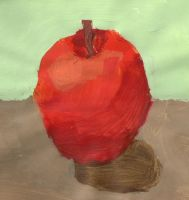 The Apple Doesn't Fall Far by Flame-Wing