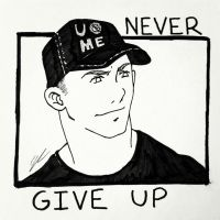 Never Give Up! by MyAlterEgoZowie