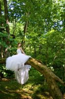 Woodland Bride by environaut