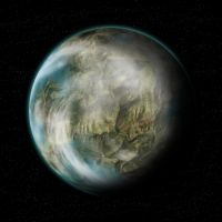 Planet 2 by Mird