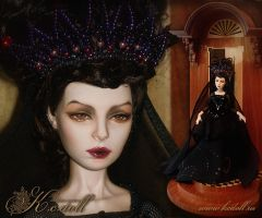 Black Queen by Kularien