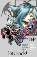 PIXEL ID_Shade by f-sonic