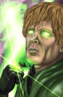 Tyrion, the Green Lantern  by halwilliams