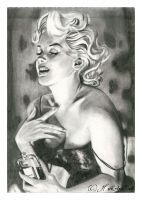 Chanelled Marilyn by HsC285