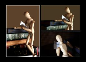 Intellectual Dummy '1 by Shadrak