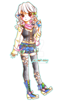 Adopt Auction CLOSED by Colorful--Melody