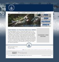 Capitol Battalion Sea Cadets Website 10-9-13 by fireproofgfx