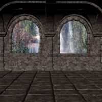premade  background room 01 by Ecathe