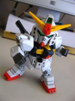 SD RX-178 Gundam Mark II 02 by RiderB0y