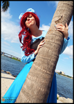 Part of Your World (Little Mermaid Cosplay) by KrazyKari