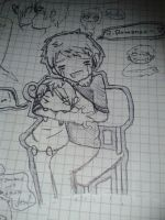 Doodle Spamano ^-^ by Hanyan-x3