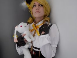 Mami Tomoe - Veteran Magical Girl ! by TheBrokenxDream