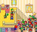 Too Much Mario And Luigi 2 by mbf1000
