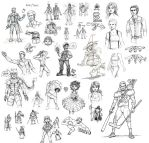 2013 Sketchdump 5 by ISolitude