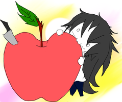 Apple by GhostPillow